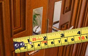 perfect measurements for replacement windows